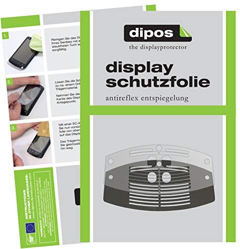dipos I 2X Schutzfolie matt kompatibel...