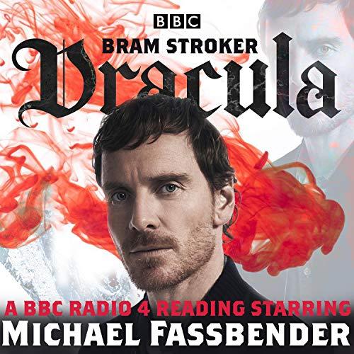 Dracula audiobook cover art