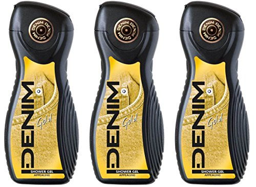 Denim Duschgel 250ml Gold 3´er Pack (3*250ml)