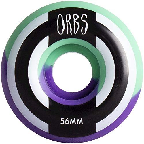 Welcome Orbs Apparitions Skateboard-Räder, 56 mm, Mint/Lavendel