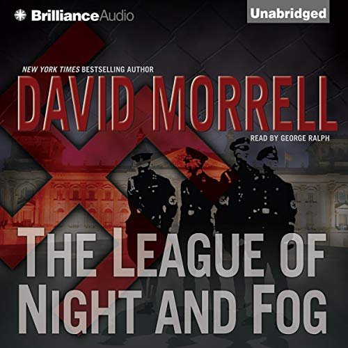 The League of Night and Fog audiobook cover art