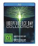 Independence Day 1+2 - Box Set [Alemania] [Blu-ray]