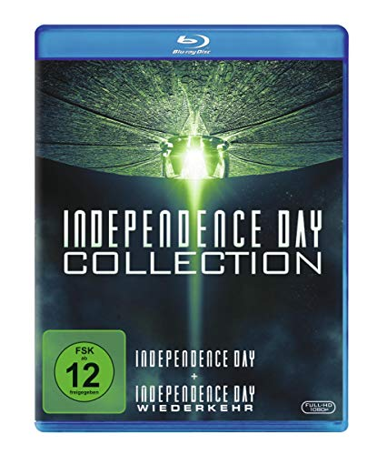 Independence Day 1+2 - Box Set