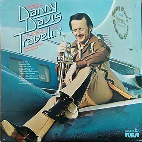 Travelin', Danny Davis, [Lp, Vinyl Record, RCA, APDI-0034]