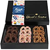 Hazel & Creme Chocolate Covered Pretzels -...