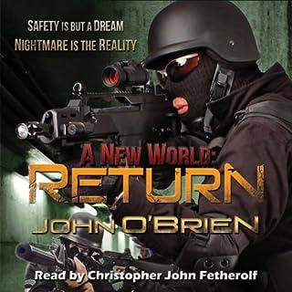 A New World: RETURN audiobook cover art