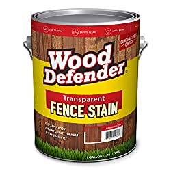 cheap Transparent patchwood defender for fences OXFORDBROWN gallons
