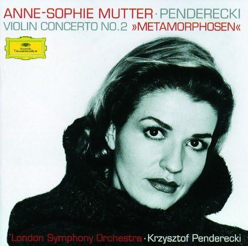 Anne-Sophie Mutter, Lambert Orkis, London Symphony Orchestra & Krzysztof Penderecki