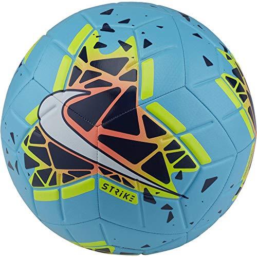 Nike Unisex Youth Fa19 Football, SC3639, Blue Hero/Obsidian/Volt/White, 5