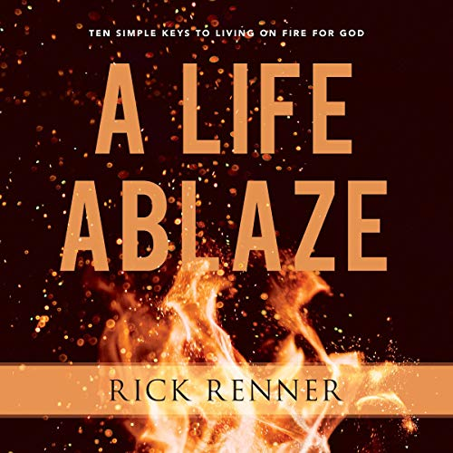 A Life Ablaze cover art