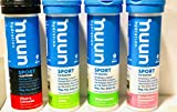NUUN Hydration New Mixed 4 New Flavors for...