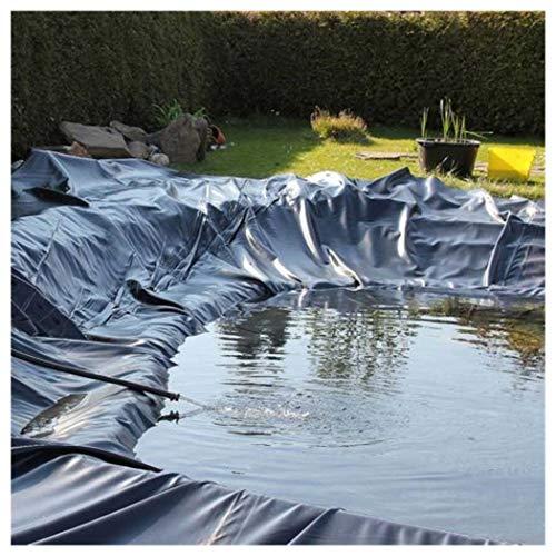 CHENLYD Telo per laghetto HDPE Fish Pond Liner Garden Pond Paesaggio Piscina Rinforzato Spessore Heavy Duty Membrana Impermeabile Fodera di Stoffa 20S Rivestimento per Laghetto (Size : 8x10m)