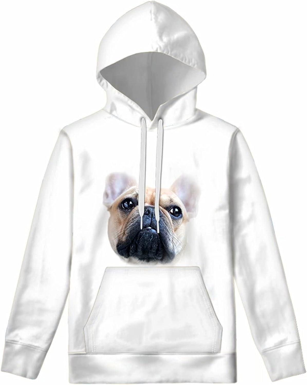 COEQINE Novelty Hoodies for Kids Long Sleeve Sweatshirts Pullover Hoodies with Front Pocket