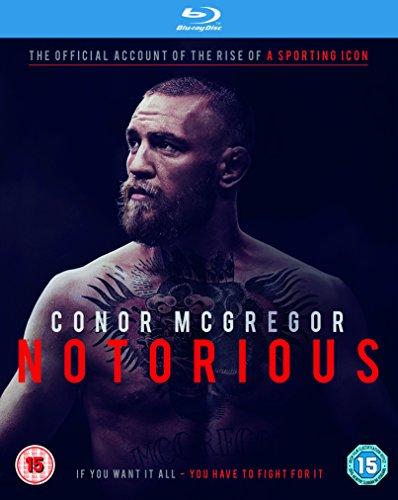 Conor Mcgregor: Notorious (The Official [Edizione: Regno Unito] [Reino Unido] [Blu-ray]