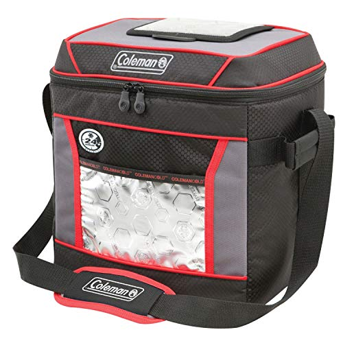 Coleman Soft Cooler Bag | Keeps Ice Up to 24