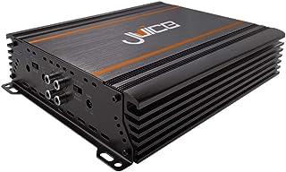 $64 » Juice Car Audio JA902 900W 2-Channel Bridgeable Car Power Amplifier, Thermal Protection, RCS Output, Bass Boost, Class A-B