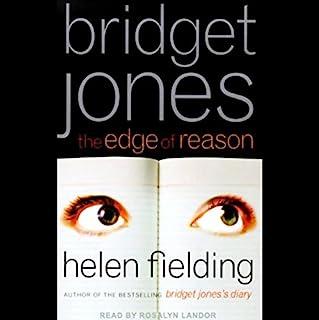 Bridget Jones audiobook cover art