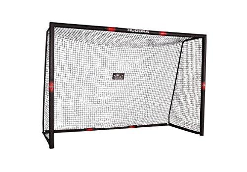 HUDORA 76915, Fußballtor Pro Tect Fußball Tor für Kinder und Erwachsene, Mehrfarbig, 240x160 cm