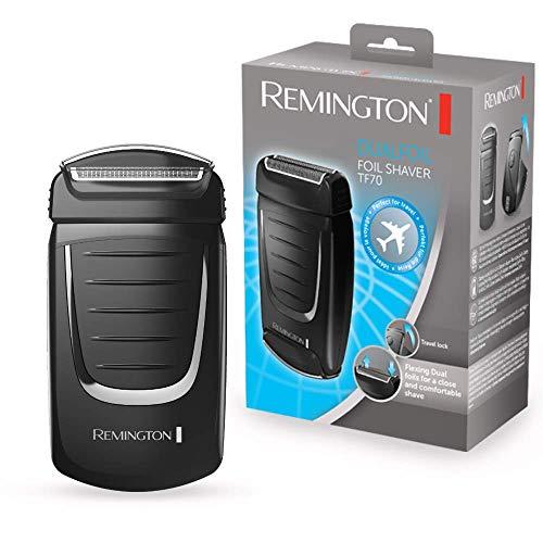 Máquina de afeitar portátil Remington