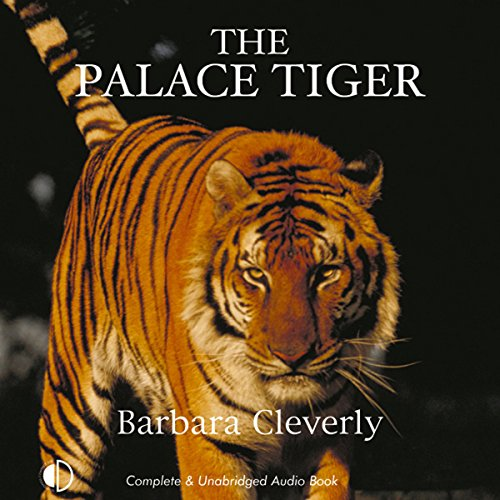 Couverture de The Palace Tiger