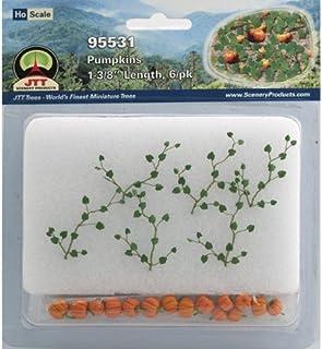 "JTT Scenery Products Gardening Plants Series: Pumpkins, 1-3/8"""