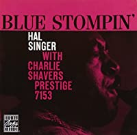 Blue Stompin by HAL SINGER