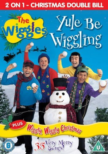 The Wiggles - You'll Be Wiggling/Wiggly Wiggly Christmas [Import anglais]