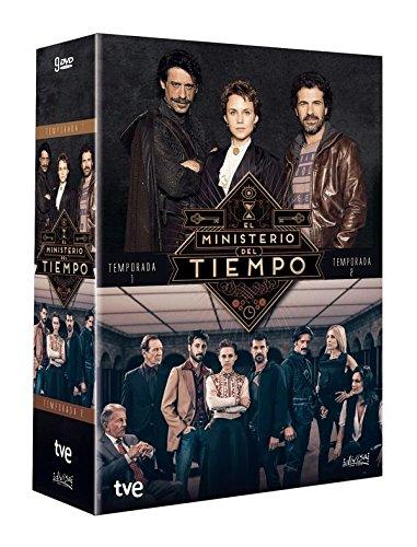 El Ministerio Del Tiempo - Temporadas 1 y 2 [DVD]