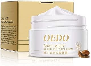 Leo-4Beauty - Anti Wrinkle Snail Face Cream Moisturizing Nourishing Facial Skin Whitening Firming Anti Aging Repair Treatment Care