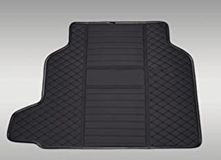 Eppar New Protective Rear Trunk Mat 1PC for ALFA Romeo Giulia 2016-2019 Sedan (Black)