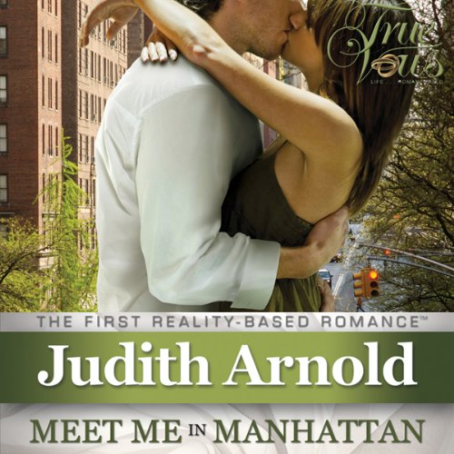 True Vows: Meet Me in Manhattan audiobook cover art