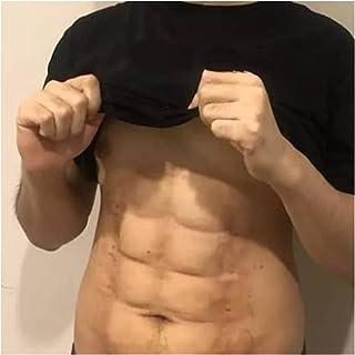 Músculo de Silicona Ropa Muscular Falsa, Traje Muscular de Silicona para Hombre, Traje Muscular de Silicona (Color : Tan, ...