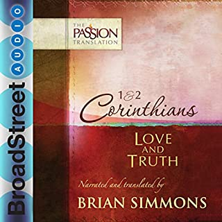1 & 2 Corinthians: Love and Truth cover art