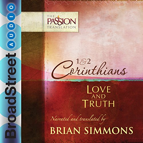 1 & 2 Corinthians: Love and Truth audiobook cover art