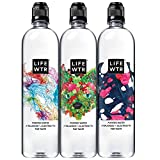 LIFEWTR Premium Purified Water, pH Balanced with Electrolytes For...