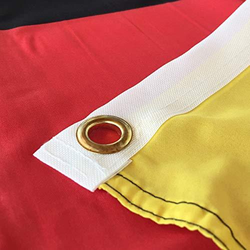 Germany Flag Flag 90 x150 cm with 2 eyelets