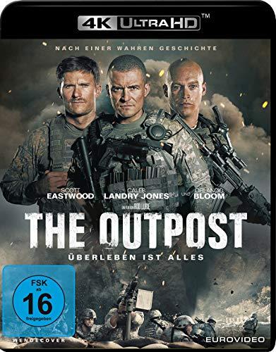 The Outpost - Überleben ist alles (4K Ultra HD) [Blu-ray]