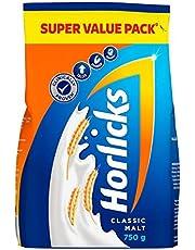 Horlicks Health & Nutrition drink - 750 g Refill Pack (Classic Malt)