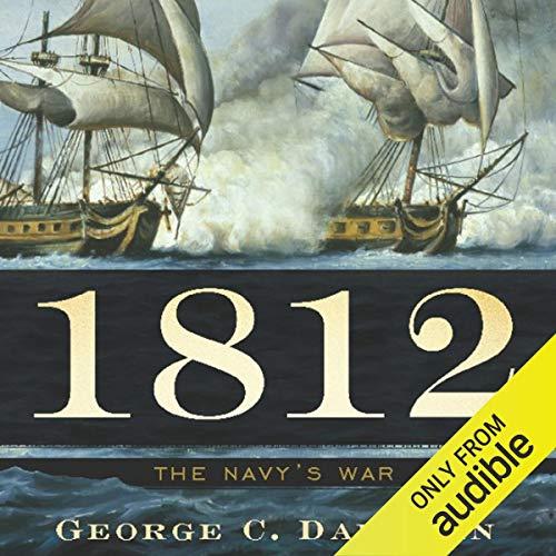 1812: The Navy's War audiobook cover art