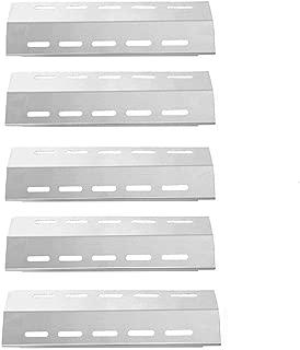 Paquete de 3 Placa calefactora de Acero Inoxidable Barra aromatizante de Repuesto para Campingaz LOKHING 98531 Char-Broil y Otros Modelos Landmann