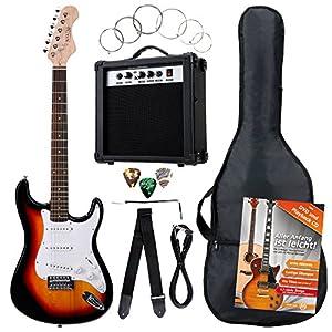 Rocktile Banger Pack – ¡El pack perfecto para iniciar con la guitarra!