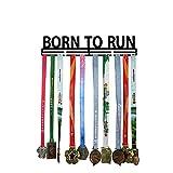 ZHXY Medallero Colgador de medallas Expositor de medallas,para Maratón,Correr,Carrera,Deportivas Medalla de Deportes Medalla de Medalla para más 30,Medalla de exhibición + Medallas Maratón,Deportivas