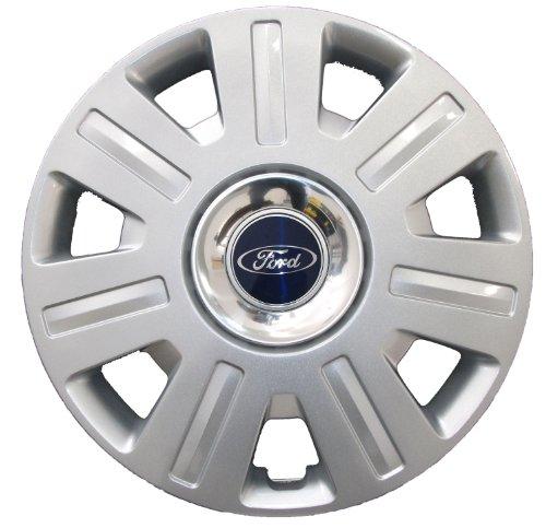 Genuine Ford Parts Radzierblende für Ford Mondeo von 2003-2007, 40,6cm (16Zoll), mit Felgendeckel im Leichtmetall-Look - 1Stück