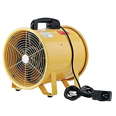 "Portable Ventilation Fan, 12"" Diameter"