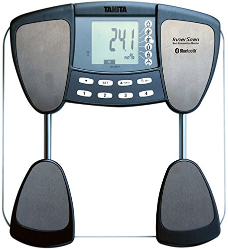 Báscula digital impedenziometrica Bluetooth Tanita bc-590bt