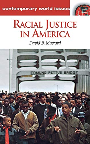 Racial Justice in America: A Reference Handbook (Contemporary World Issues)
