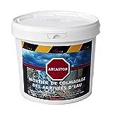 Wasserdichter Mörtel, schnell aushärtend - ARCASTOP - Grau - 25 kg