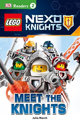 Lego Nexo Knights: Meet the Knights (DK Readers. Lego)
