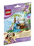 LEGO Friends Turtle's Little Paradise 41041 Building Kit