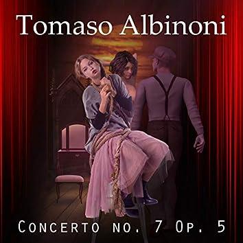 Concerto no. 7 Op. 5